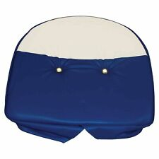 Seat Cushion For Ford Tractor Blue Amp White T295bw