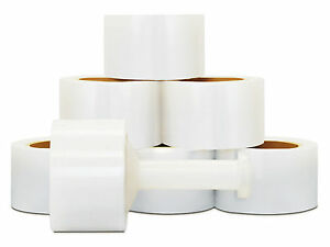 "(36) Down Gauge Narrow Banding Stretch Wrap Film 3"" x 1000 Ft (36 Rolls)"