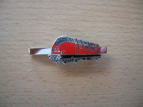 Sujetacorbatas diesellok V 200 002//v200 002 rojo Lok tren tipo ferrocarril 8006