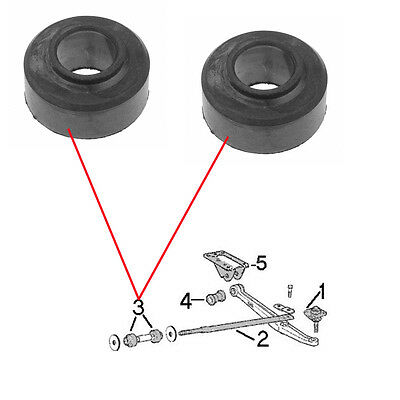 Swag couplage tige stabilisateur 83 92 3712 Avant Droite Pour Mazda mx-5 2 NB 1.6