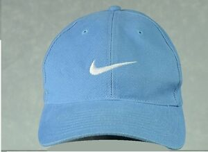 f0e9311b81e8d New Nike True Swoosh Flex Unisex One Size Cap LT BLUE CAP 667529 448 ...