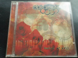 Abhorrence-burial-of-Evil-CD-2004-trash-metal-metalcore-RARE