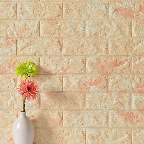 3D Foam Sticker Wall Brick Panel Self Adhesive Wallpaper Home Rooms Decorations