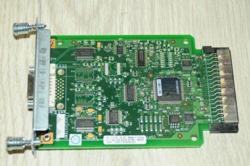 Cisco HWIC-1T 1 Port Serial High Speed WAN Interface Card 1YrWty TaxInv
