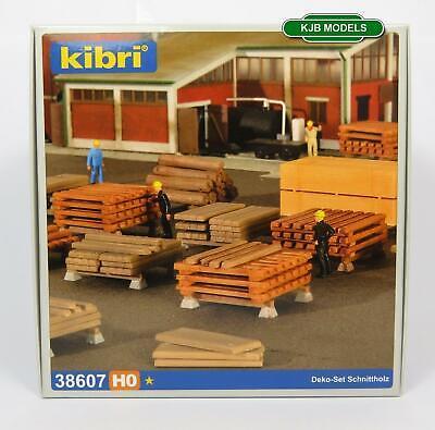 CEMENT MIXER ETC BNIB OO HO GAUGE KIBRI 38140 BUILDING SITE ACCESSORIES KIT