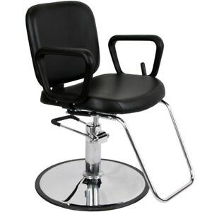 "Hydraulic Styling Chair caden"" premium salon beauty multi-purpose hydraulic reclining"
