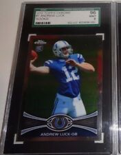 2012 Score Andrew Luck #1 Football Card