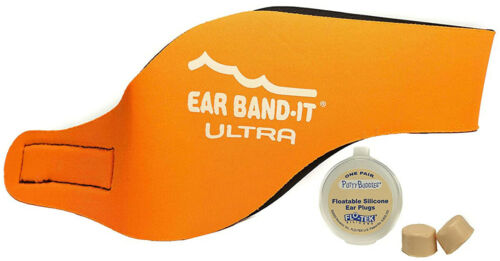Neue Verbesserte Kinder Oder Erwachsene Ultra Ohr Band-It Kopfband W Stöpsel 5