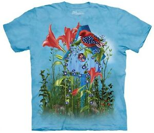 Star-Spangled-Birdie-Bird-Shirt-Patriotic-Stars-amp-Stripes-Mountain-Brand