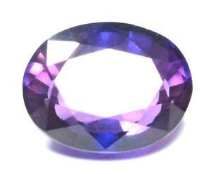 Taaffeite Sweet 12.30 Ct Certified Velvet Smooth Soft Purple Pink 14 mm Gemstone