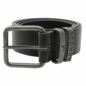 Mens-Kangol-Double-Loop-Belt-New