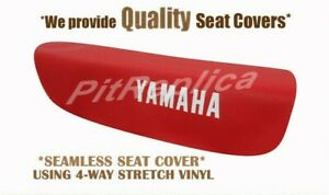 [B341] YAMAHA TT250 TT350 1986 1987 1988 '86 '87 '88 SEAT COVER [YRPP]
