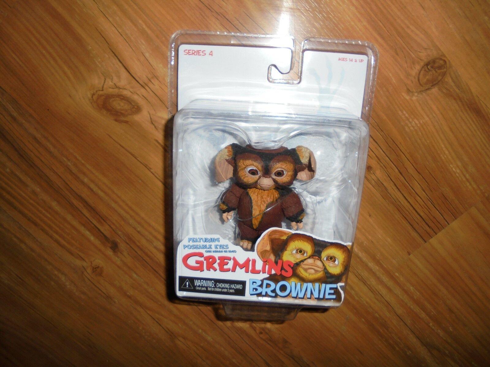 Gremlins serie 4 mogwai  braunie  3,5  - action - figur neca 2013