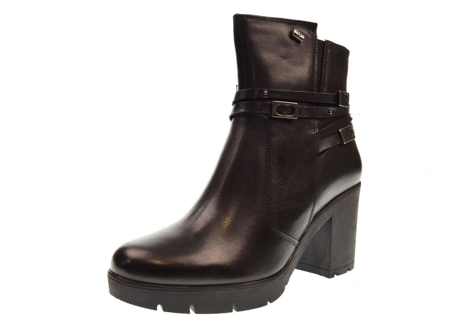 Valleverde donna scarpe donna Valleverde stivaletti 49576 NERO A18 21e83e