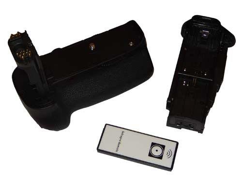 Mango de baterías mango batería para Canon EOS 5d Mark III bg-e11