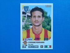 Figurine Calciatori Panini 2011-12 2012 n.274 Stefano Ferrario Lecce