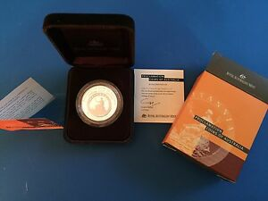 2000-One-Dollar-Silver-Proof-Coin-Proclamation-Coins-Of-Australia