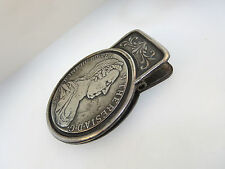 NOT SILVER NOT A REAL COIN 1780 AUSTRIA M THERESIA SILVER THALER MONEY CLIP
