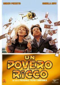 Dvd-Un-Povero-Ricco-1983-Renato-Pozzetto-Ornella-Muti-NUOVO