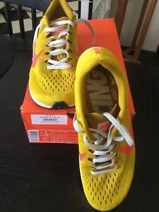 4e361c02010b NEW - NIKE Zoom Streak 6 Men size 9 Running Shoes - BRIGHT CITRON ...