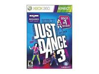 Just Dance 3 Xbox 360 Game on sale