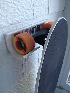 Biznikz Longboard Skateboard Hanger Mount Display