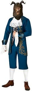 Fancy Costume Live Disney Mens Outfit The Action Beauty Official Beast amp; Dress 78Cqwv8