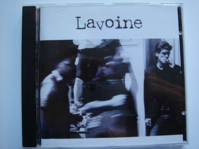 0781 Marc Lavoine - Lavoine Matic (2000) CD album