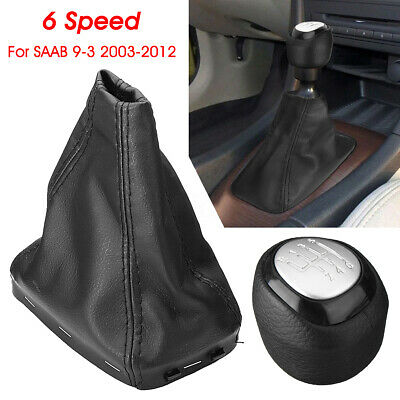 Car & Truck Shift Knobs & Boots NEW GEAR SHIFT FOR SAAB 9-3 93 ...