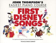 John Thompson's Easiest First Disney; Thompson, John, FMW - HL00416880