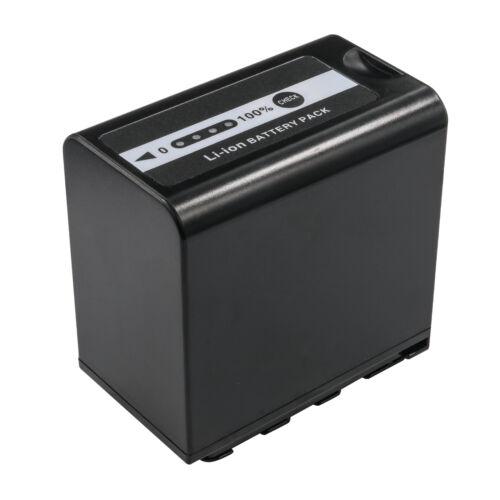 Kastar Cargador de batería Panasonic AG-VBR89G AG-DVX200 AG-DVC30 HC-X1000 AG-HPX255