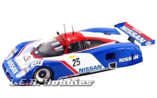 Slot.it Nissan R89C No.25 Le Mans 1989 slot car SICA28D