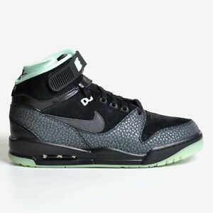 477f2571f67d Nike Air Revolution QS Black 2013 Glow In The Dark Loverution GITD ...