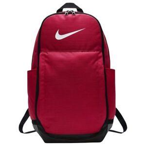 7156d59ff1 Image is loading Nike-BRASILIA-EXTRA-LARGE-TRAINING-BACKPACK-Rush-Pink-