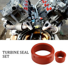 Turbo Intake Seal Amp Engine Breather Seal Kit For Mercedes Benz Om642 Engines