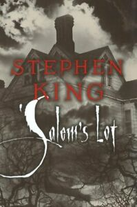 Salem-039-s-Lot-Hardcover-by-King-Stephen-Like-New-Used-Free-P-amp-P-in-the-UK