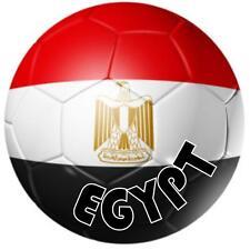 decal sticker worldcup car bumper flag team soccer ball foot football egypt