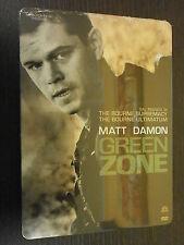 GREEN ZONE - METAL TIN BOX -FILM in DVD ORIGINALE - visitate COMPRO FUMETTI SHOP