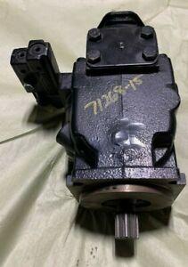 Sauer Danfoss Hydraulic Pump, Variable Axial Piston Pump, JRR060BLS2520N
