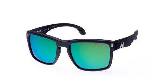 Mako GT GLASS Mirrored Lens Polarised    Polarized Fishing Sunglases ALL COLOURS  trendy