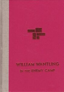 WILLIAM-WANTLING-THURSTON-MOORE-IN-THE-ENEMY-CAMP-SELECTED-POEMS-1964-74-SIGNED
