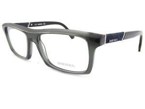 DIESEL-Crystal-Green-54mm-Optical-RX-Glasses-Frame-DL5084-093