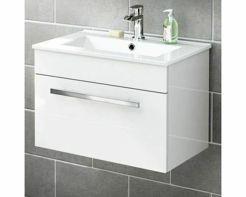 Roca Debba 600mm Bathroom Vanity Unit