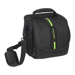 SLR-System-Kameratasche-mit-Regenschutz-Fototasche-Schultertasche-Tasche-Groesse-M