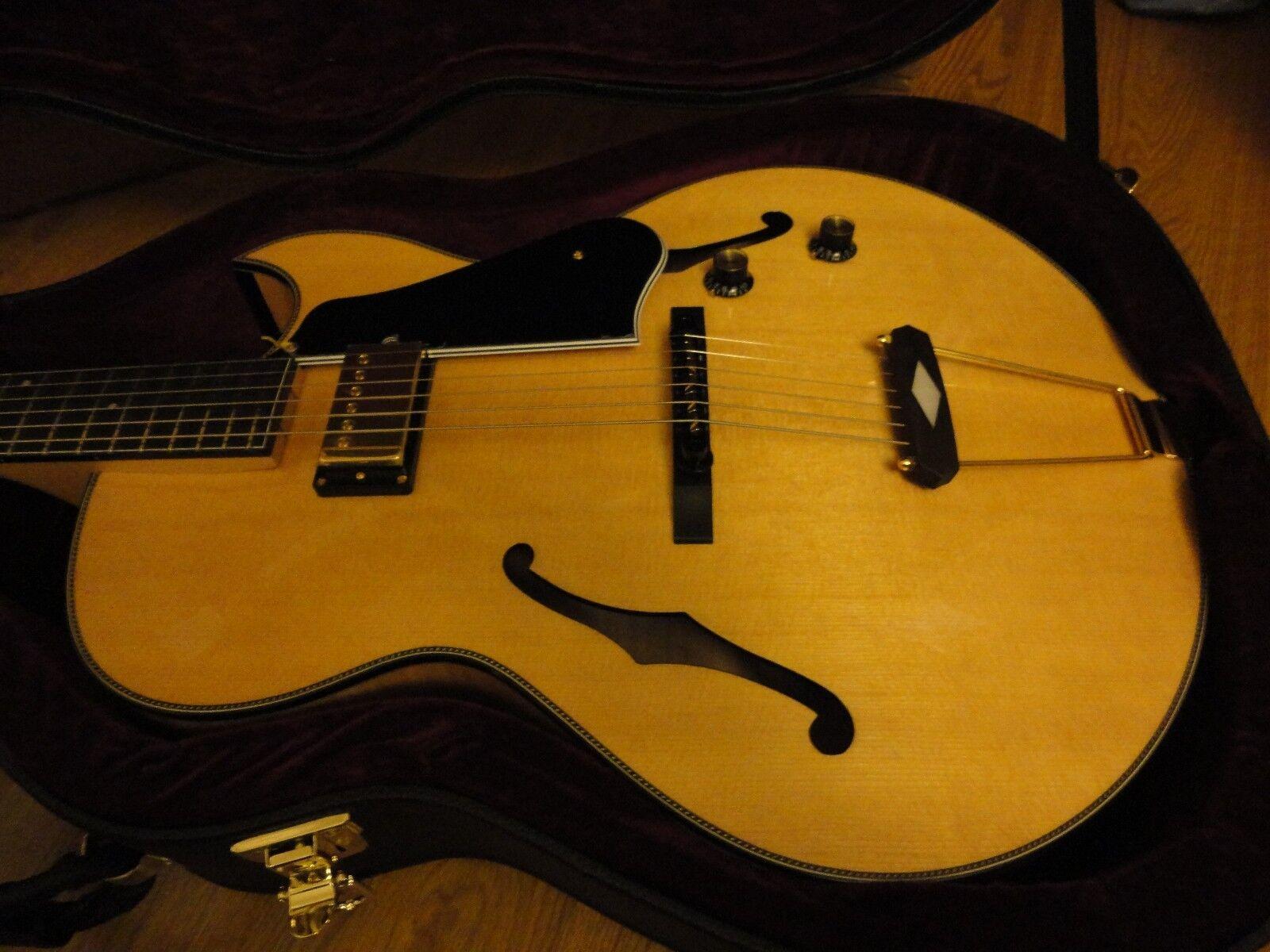 Archtop Seventy Seven Fat Hawk Jazz handmade in Japan NA