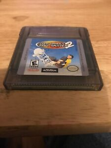 Tony Hawk's Pro Skater 2 (Nintendo Game Boy Color , 2001) Working Game Only