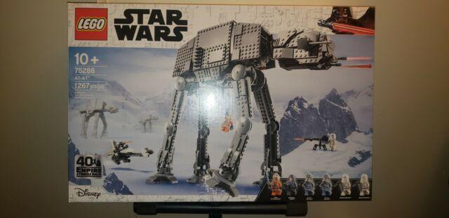 Brand New Sealed LEGO Star Wars AT-AT 75288