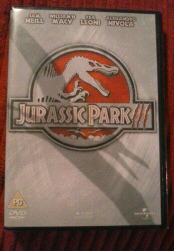 1 of 1 - Jurassic Park 3 (DVD, 2002) Brand new still sealed.