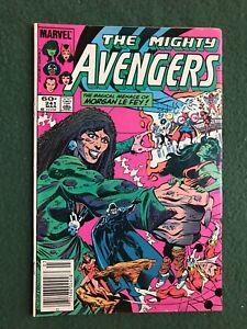 Avengers #241 Marvel Comics Copper Age Captain America Captain Marvel vf/nm
