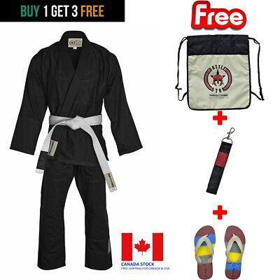 White BJJ Ladies Fit GI// 450 GSM Pearlweave// Ripstop Brazilian Jiu-jitsu Kimono